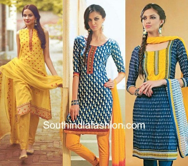 Salwars for work wear