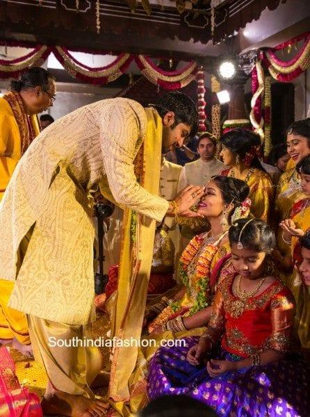 chiranjeevi_daughter_sreeja_marriage_photos