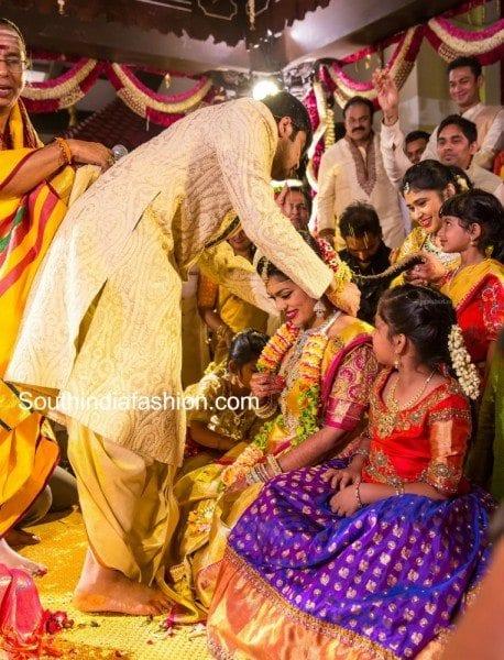 chiranjeevi_daughter_sreeja_wedding