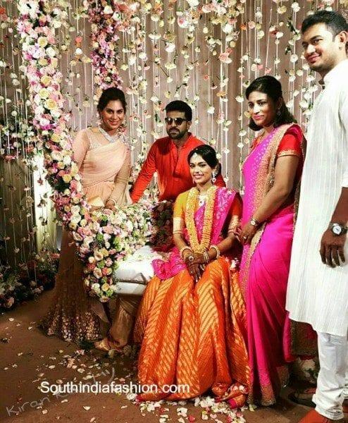 sreeja_wedding_reception