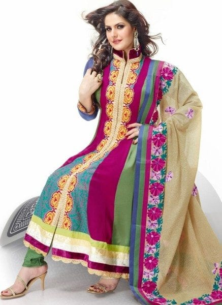 Easy Hairstyle For Salwar Suit : 7 useful tips to select salwar kameez if youre short u2022 south