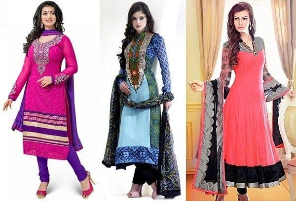 Salwar Kameez Styles for Petite Women