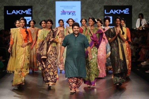 Gaurang Shah at Lakme Fashion Week Summer Resort 2016 11
