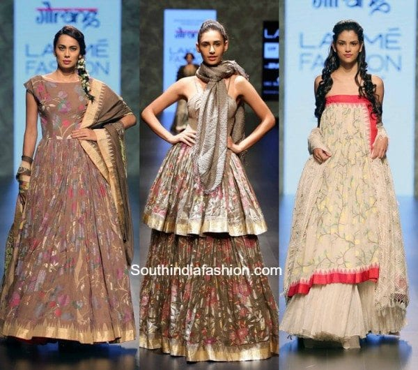 Gaurang Shah at Lakme Fashion Week Summer Resort 2016