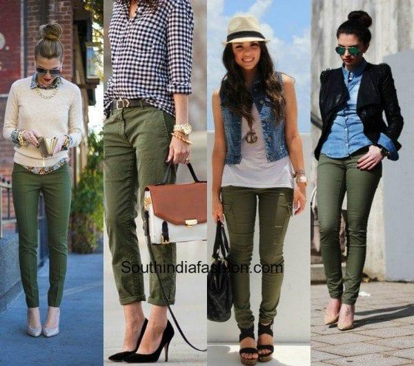 Green Pants 2