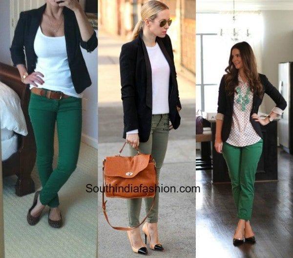 Green Pants 3