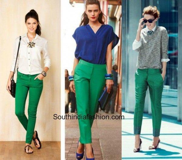 Green Pants 5