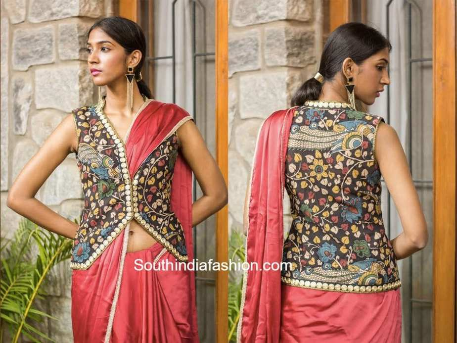 Backless blouse online shopping india