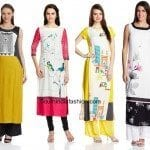 Stylish Straight Kurtis to Pair With Palazzos