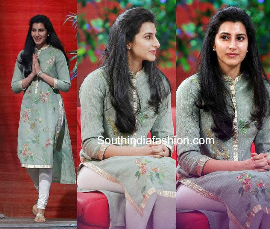 Nara Brahmani ~ Fashion Trends ~ • South India Fashion