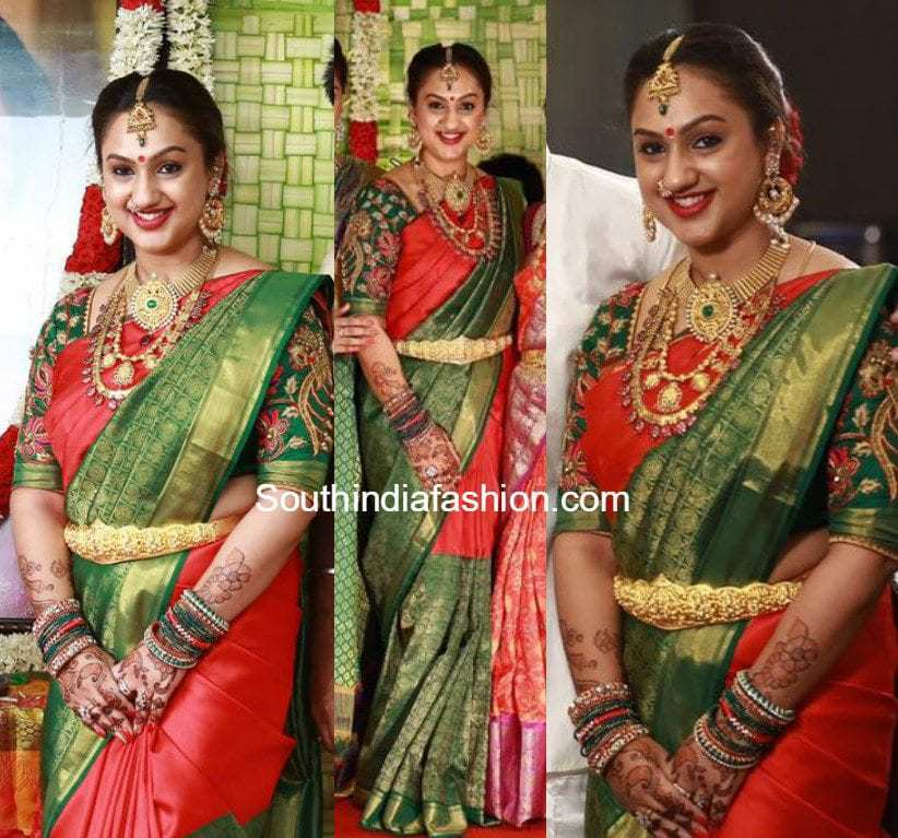 1000 Images About Pattu Sarees With Beautiful Blouse
