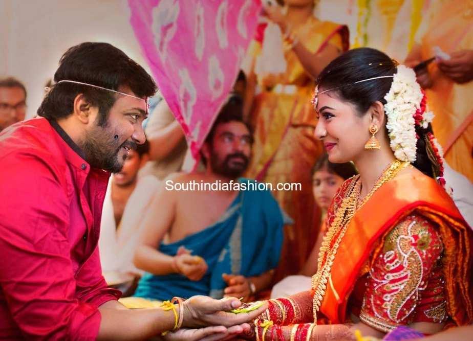 Bobby Simha And Reshmi Menon S Wedding Photos South