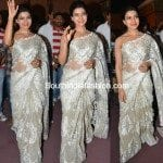 Samantha Prabhu in Rabani & Rakha Saree