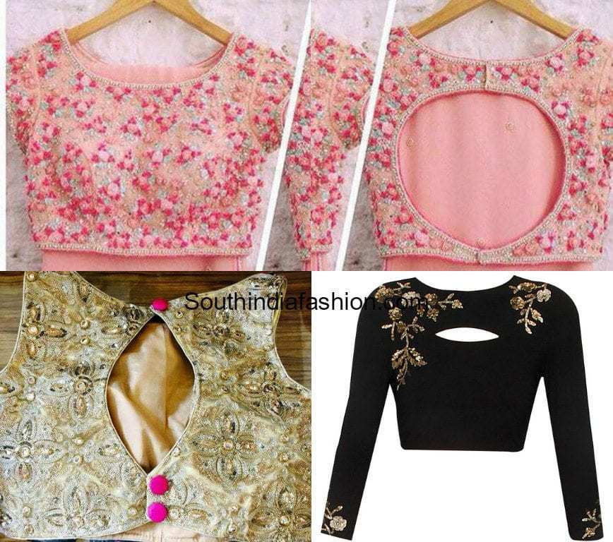 cbfa5a299aefe Hot Trend  CROP TOPS! – South India Fashion