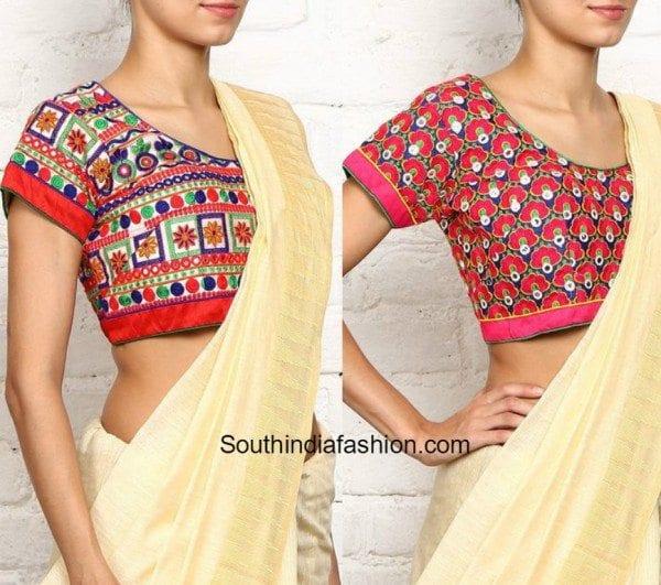 THREAD EMBROIDERY 2018 U2013 South India Fashion