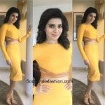 Samantha Ruth Prabhu in Koecsh