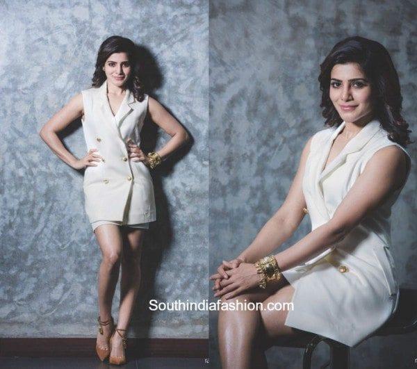 Samantha Prabhu in Koecsh