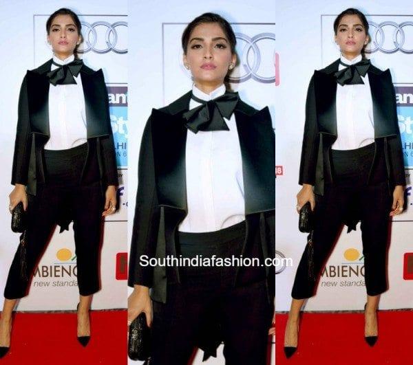 Sonam Kapoor in Dice Kayek Couture