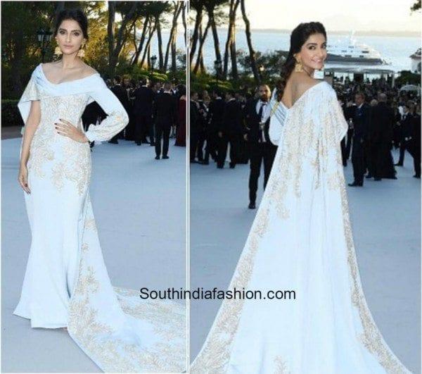 Sonam Kapoor in Ralph & Russo Gown