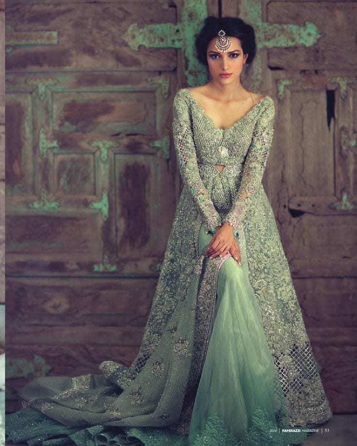 Indian Wedding Gown Designers: Indian Wear Ethnic Fads