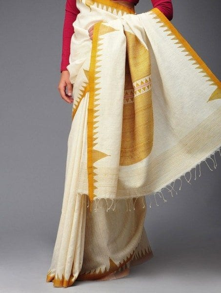 Eco-Friendly Sarees For Summer