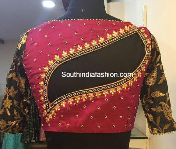 silk_saree-blouse_designs