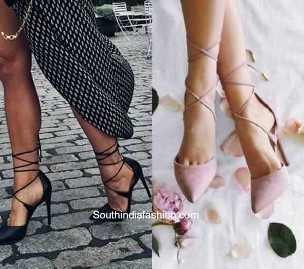 Tie Ups Shoes