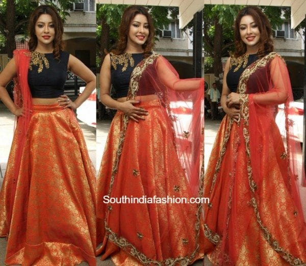 payal_ghosh_in_ashwini_reddy_lehenga_croptop
