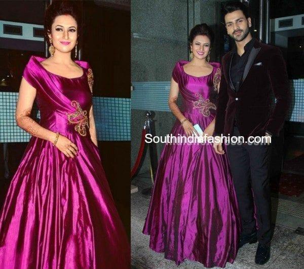 Divyanka Tripathi in Kalki Fashion 2