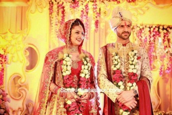 Divyanka wedding Ceremony 1