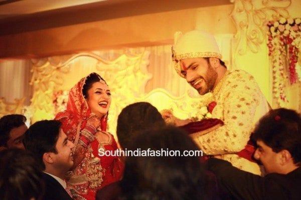 Divyanka wedding Ceremony 2