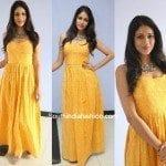 Lavanya Tripathi in Suruchi parakh Couture