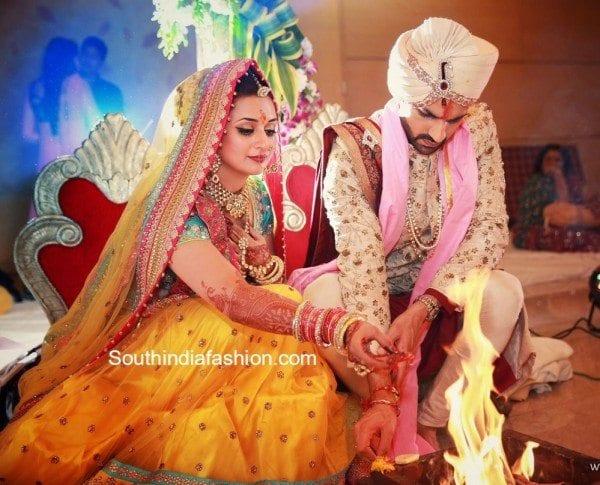 divyanka_ishita_wedding_photos