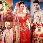 Divyanka Tripathi and Vivek Dahiya's Wedding