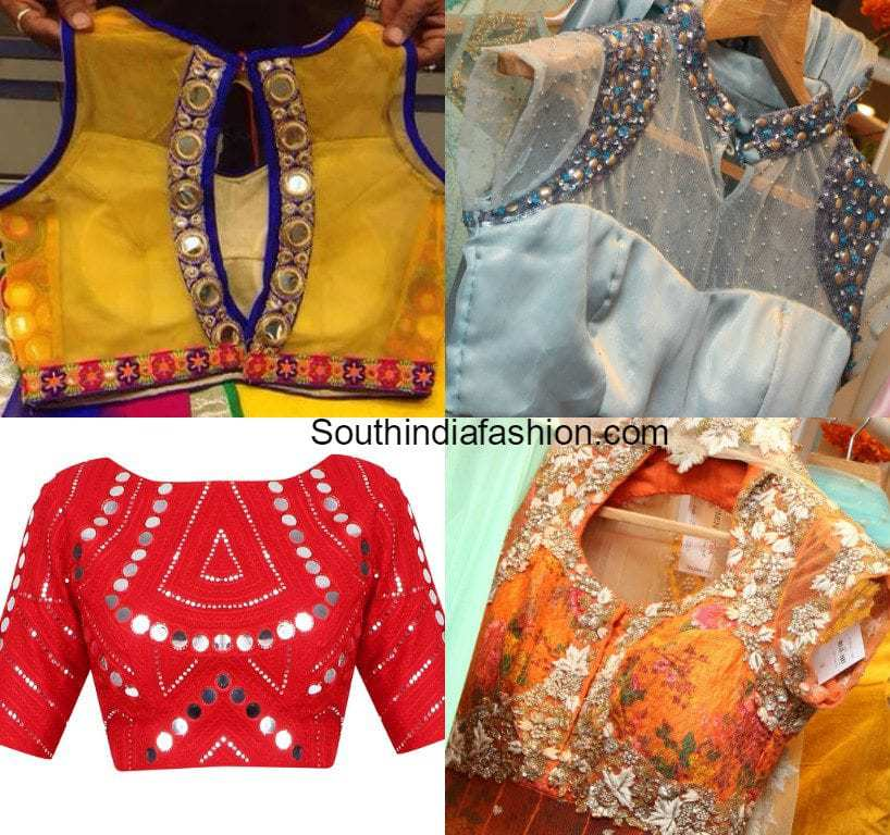 New Collection Of Designer Blouse Smart Casual Blouse