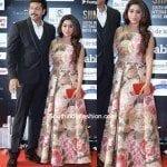 Aarti Ravi at SIIMA Awards