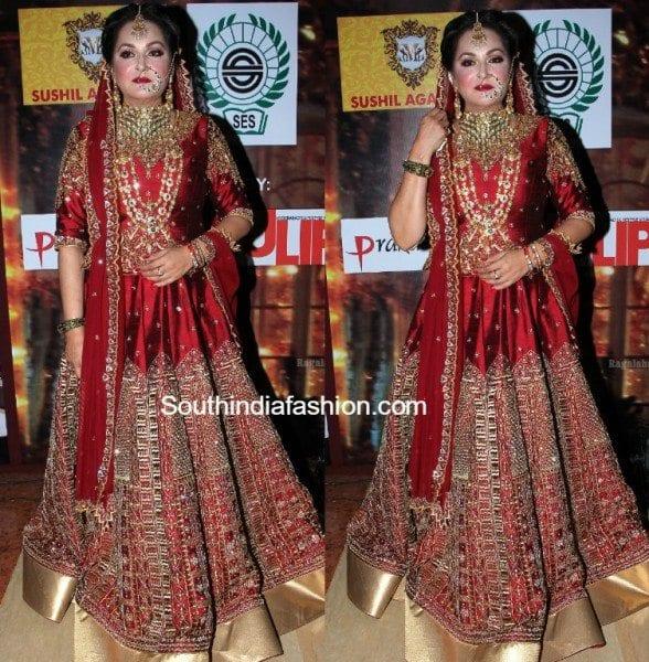 jayapradha_heavy_bridal_lehenga_sashi_vangapally