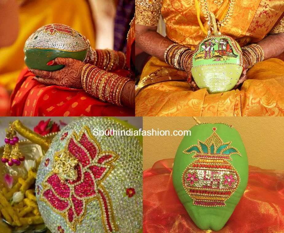 Coconut Decoration Ideas For Marriage