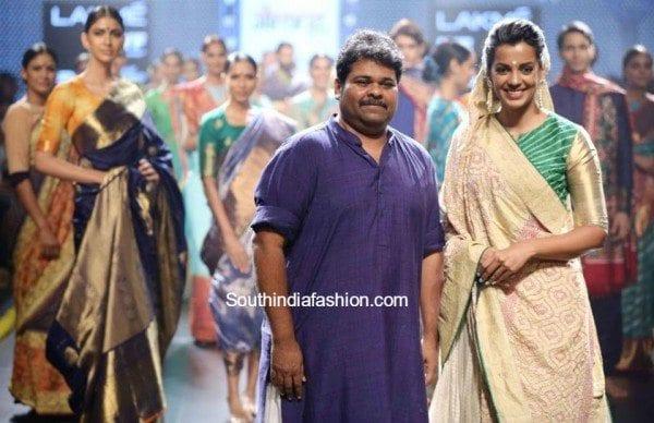 Gaurang Shah at Lakme Fashion Week Winter Festive 2016 1
