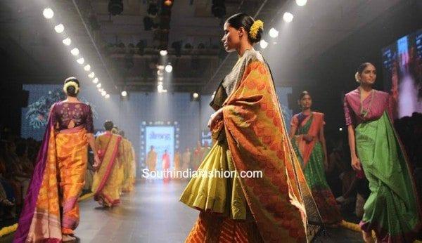 Gaurang Shah at Lakme Fashion Week Winter Festive 2016 2