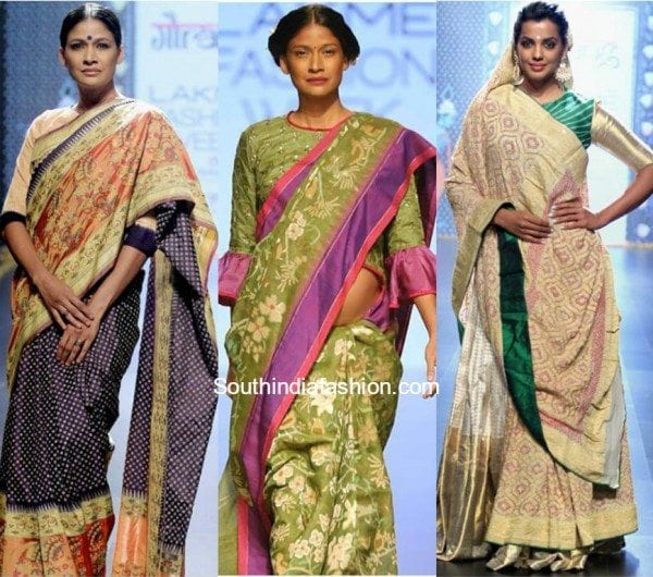 Gaurang Shah at Lakme Fashion Week Winter Festive 2016