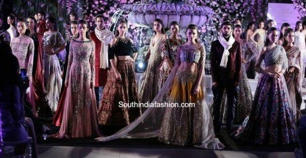 Manish malhotra at Lakme Fashion week 2016 2