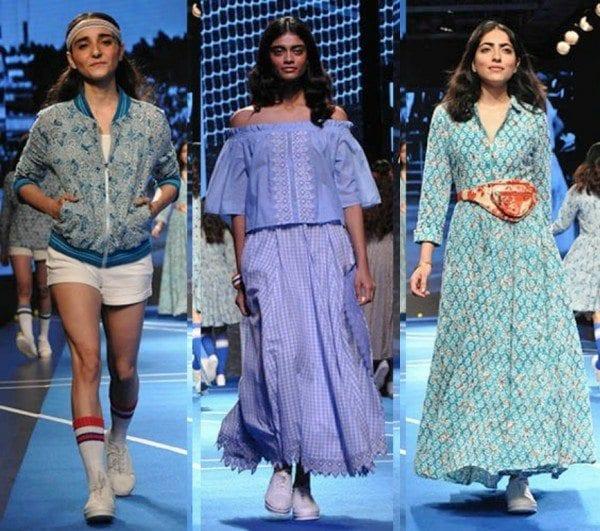 Ritu Kumar at Lakme Fashion Week 2016