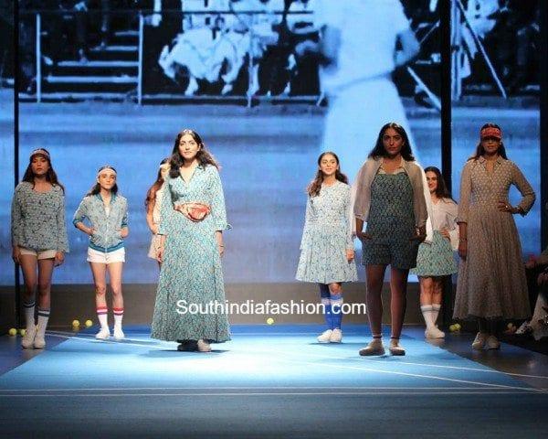 Ritu Kumar at Lakme Fashion Week Winter Festive 2016 2