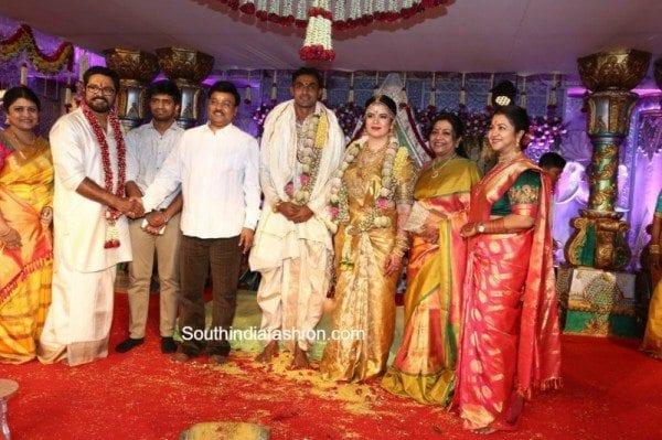 radhika_daughter_wedding
