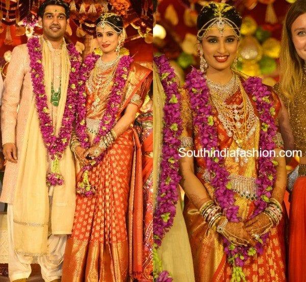 Prasad Nimmagaddas Daughter Swathis Wedding