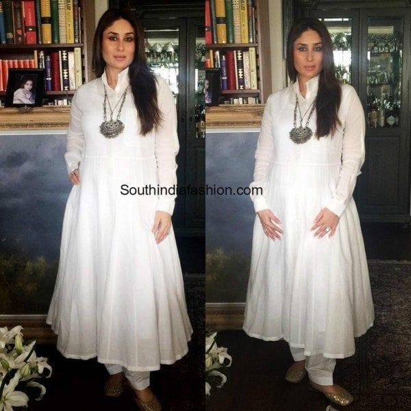 kareena_kapoor_white_dress_facebook_live_chat_rajesh_prathap_singh