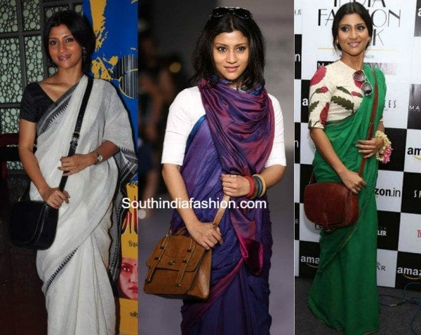 leather_handbags_with_office_wear_sarees