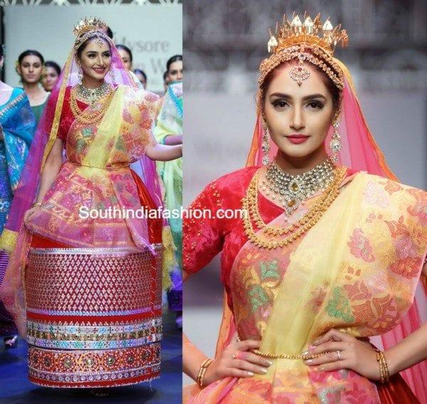 Mysore Fashion Week 2018