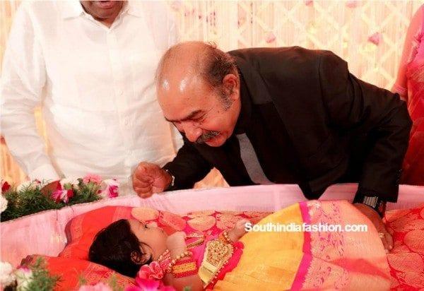 sreedevi_vijaykumar_daughter_naming_ceremony